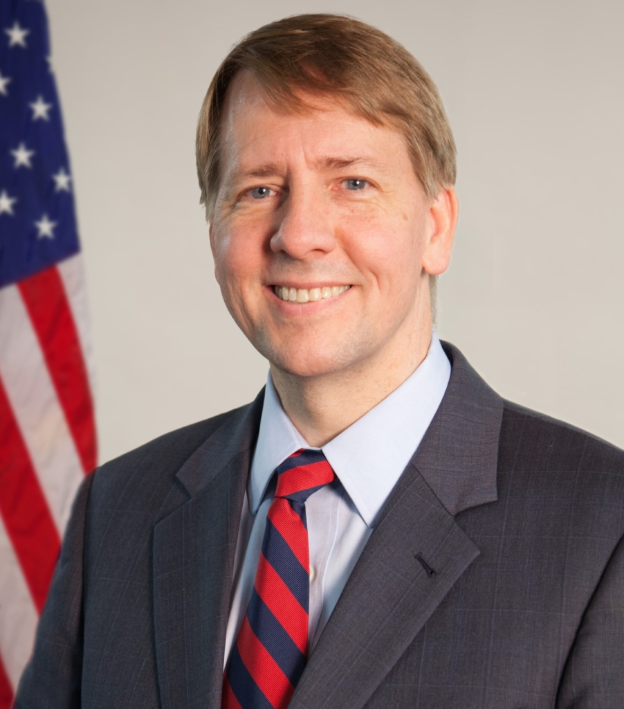 cordray headshot 902x1024 - Richard Cordray- Former Director of the CFPB and Ohio Attorney General